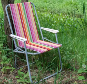 Cкладное кресло для дачи